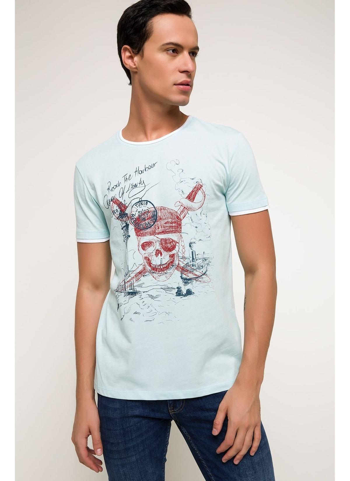 Defacto T-shirt I1535az18smtr177t-shirt – 24.99 TL